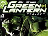 Lanterna Verde: Renascimento Vol 1 1