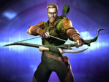 Oliver Queen (Injustiça: O Regime)