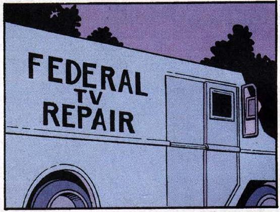 Departamento Federal de Investigação