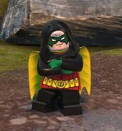 Damian Wayne Lego Batman 0001