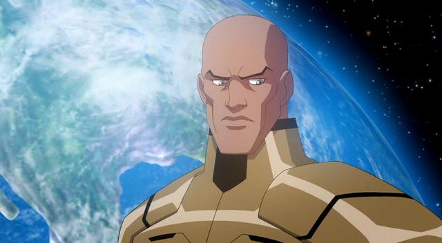 Lex Luthor (Crise em Duas Terras: Terra do Sindicato do Crime)