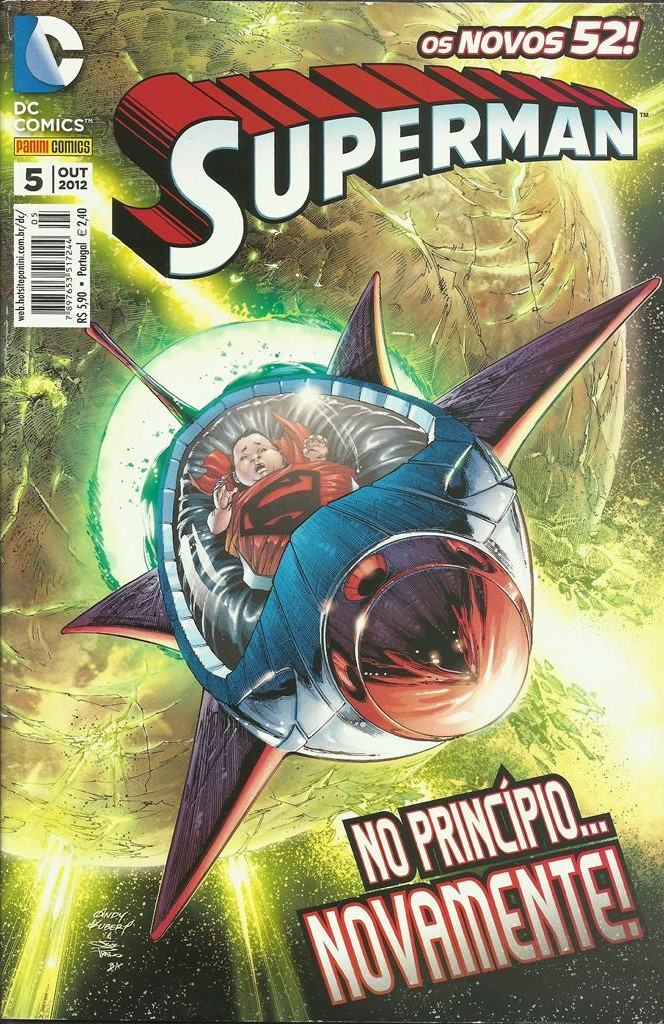 Superman (Panini) Vol 2 5