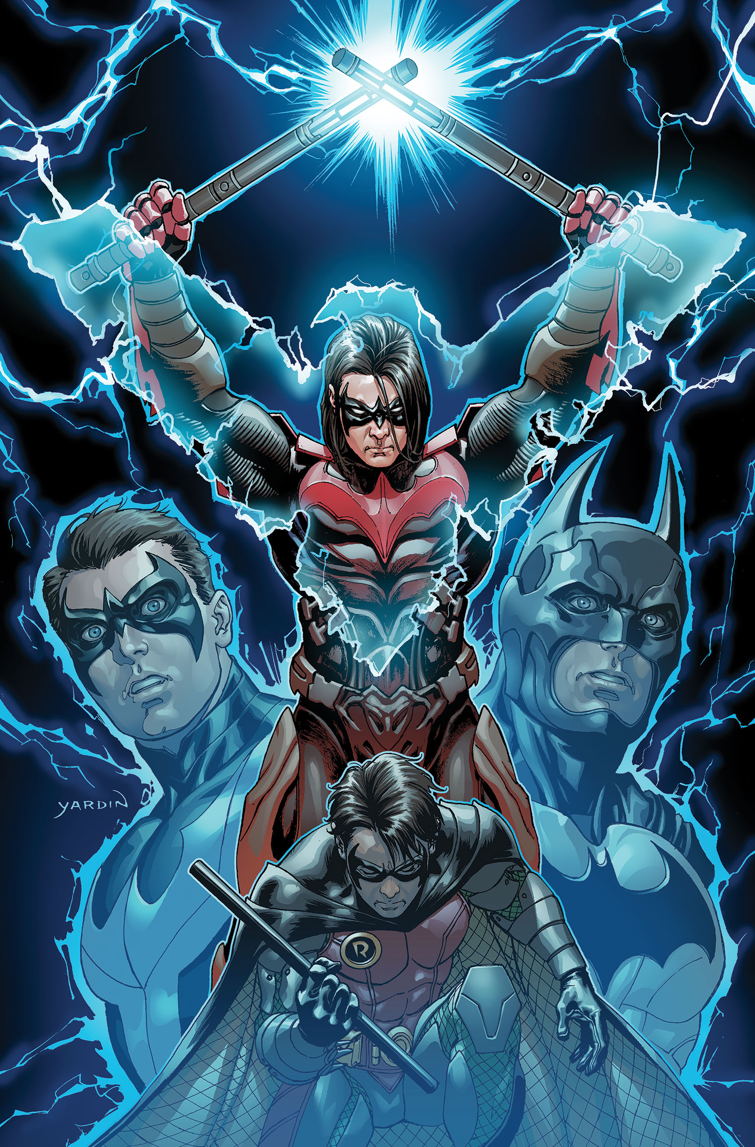 Damian Wayne (Injustiça)