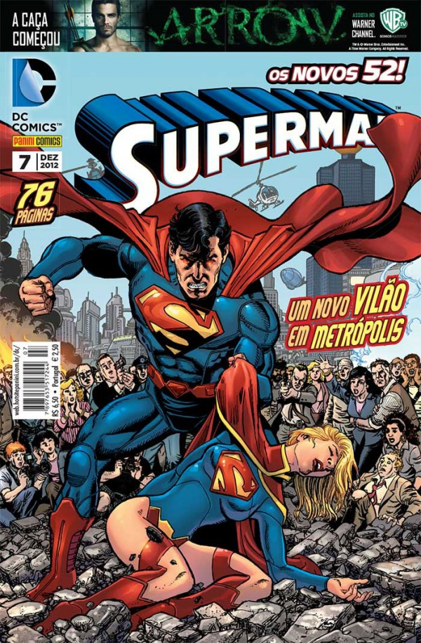 Superman (Panini) Vol 2 7