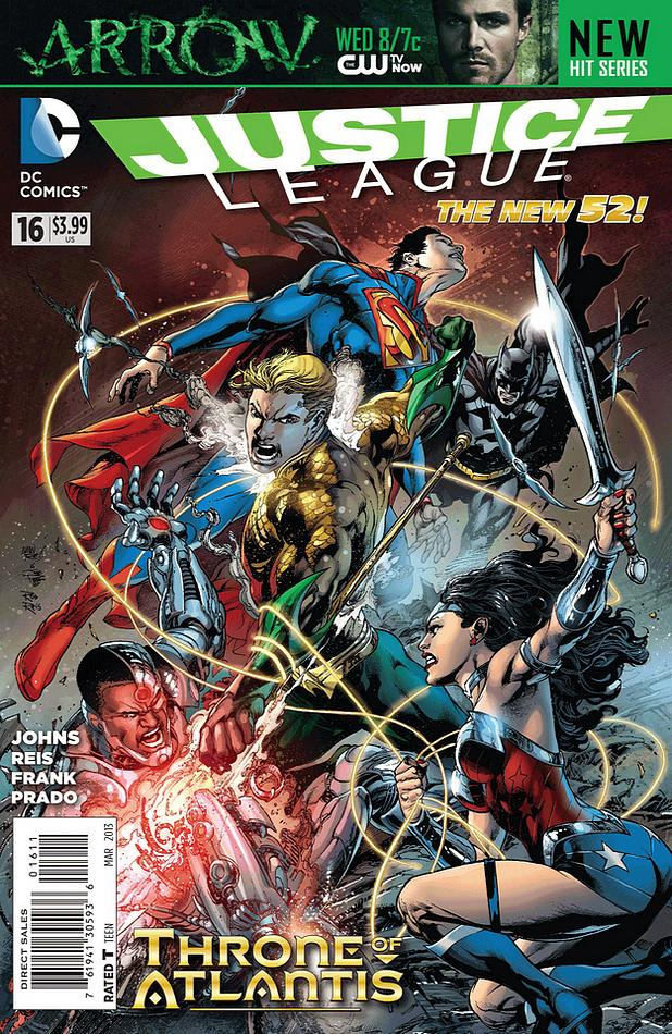 Liga da Justiça Vol 2 16