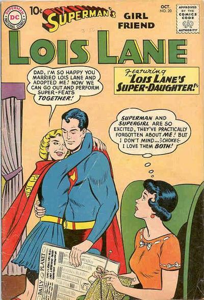 A Namorada do Superman, Lois Lane Vol 1 20