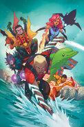 Teen Titans Vol 6 6 Textless