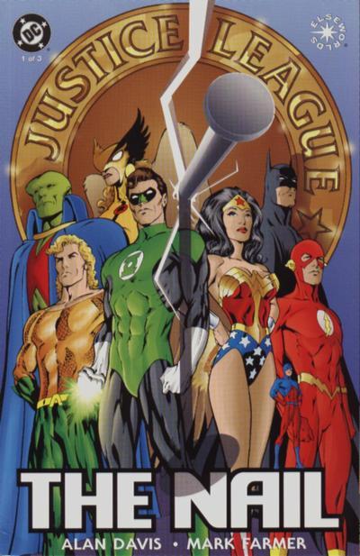 Liga da Justiça: O Prego Vol 1