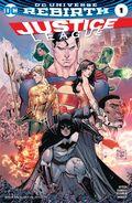 Justice League Vol 3 1
