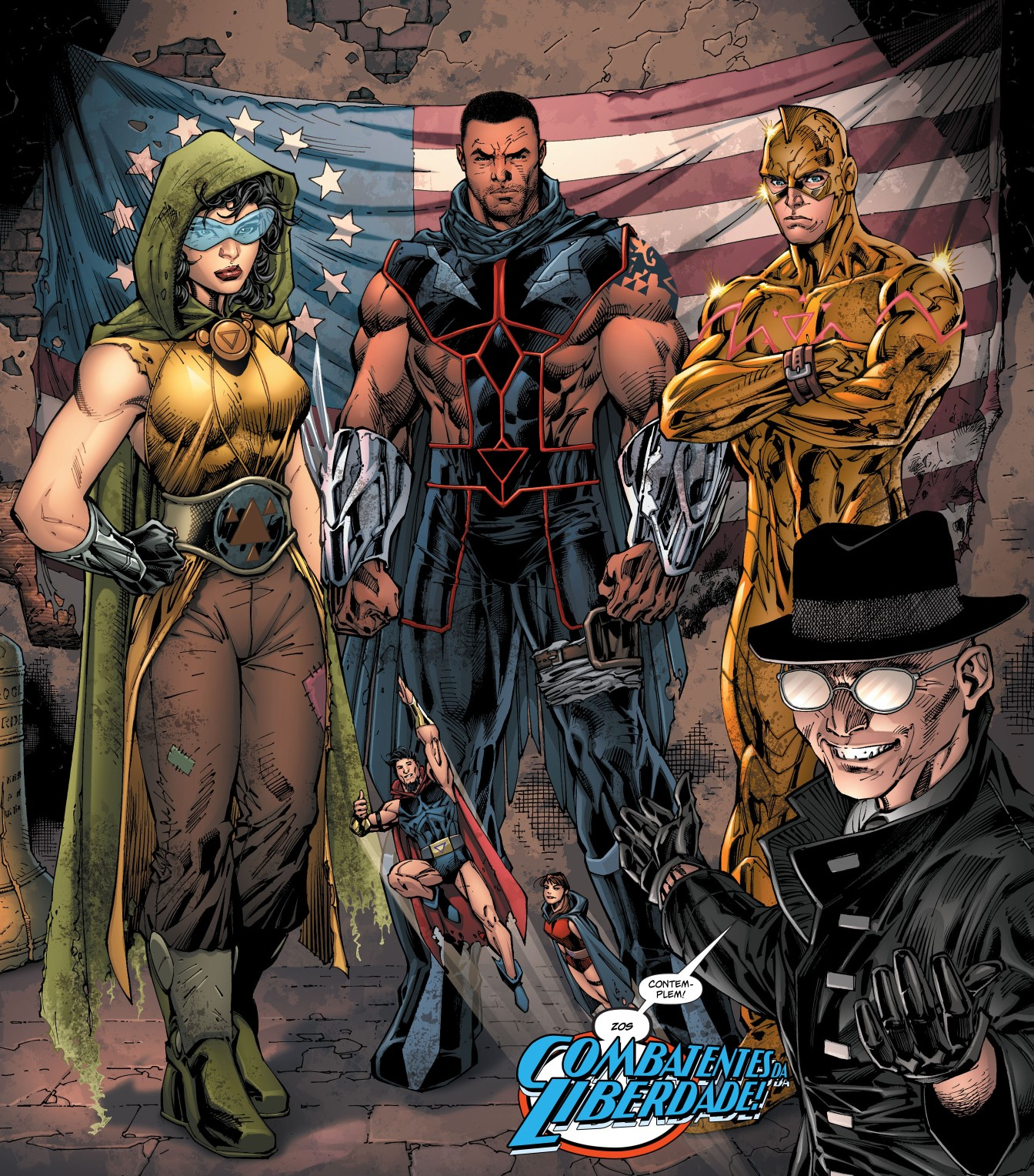 Combatentes da Liberdade (Terra 10)