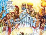 Deuses do Olimpo