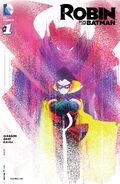 Robin Son of Batman Vol 1 1 Variant