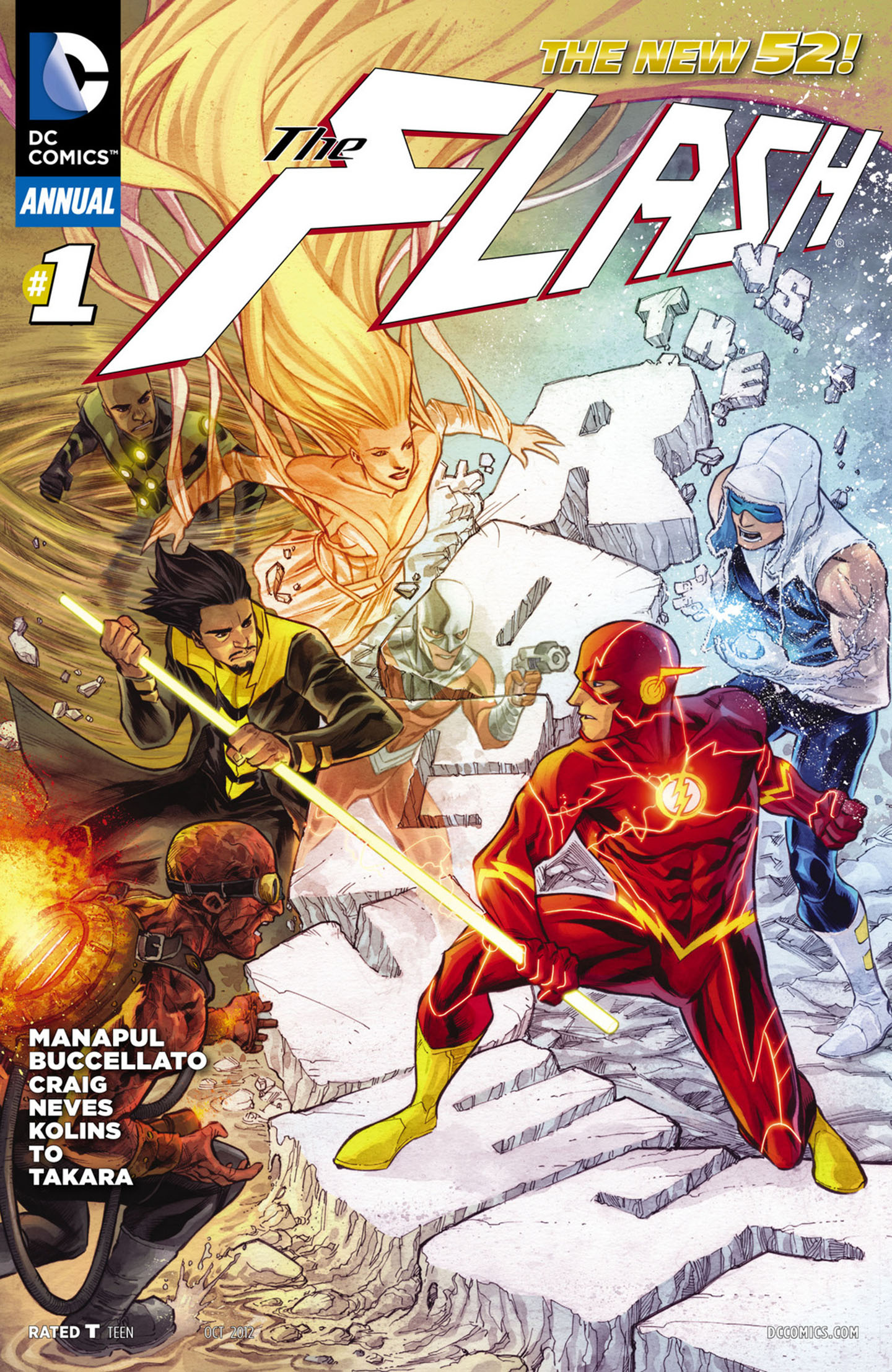 Flash Anual Vol 4 1