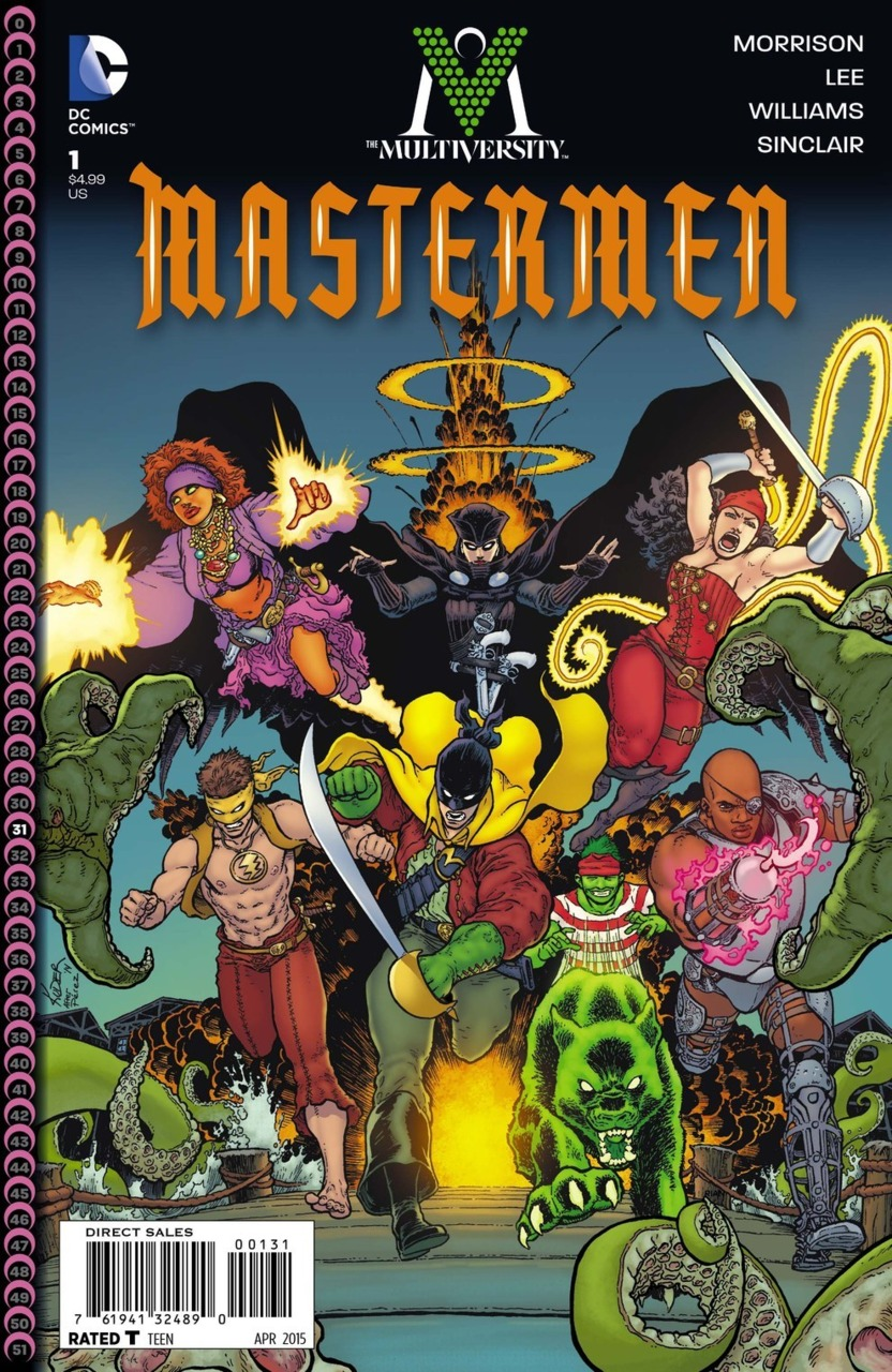 The Multiversity Mastermen Vol 1 1 Kuder Variant.jpg