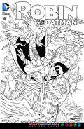 Robin Son of Batman Vol 1 8 Variant