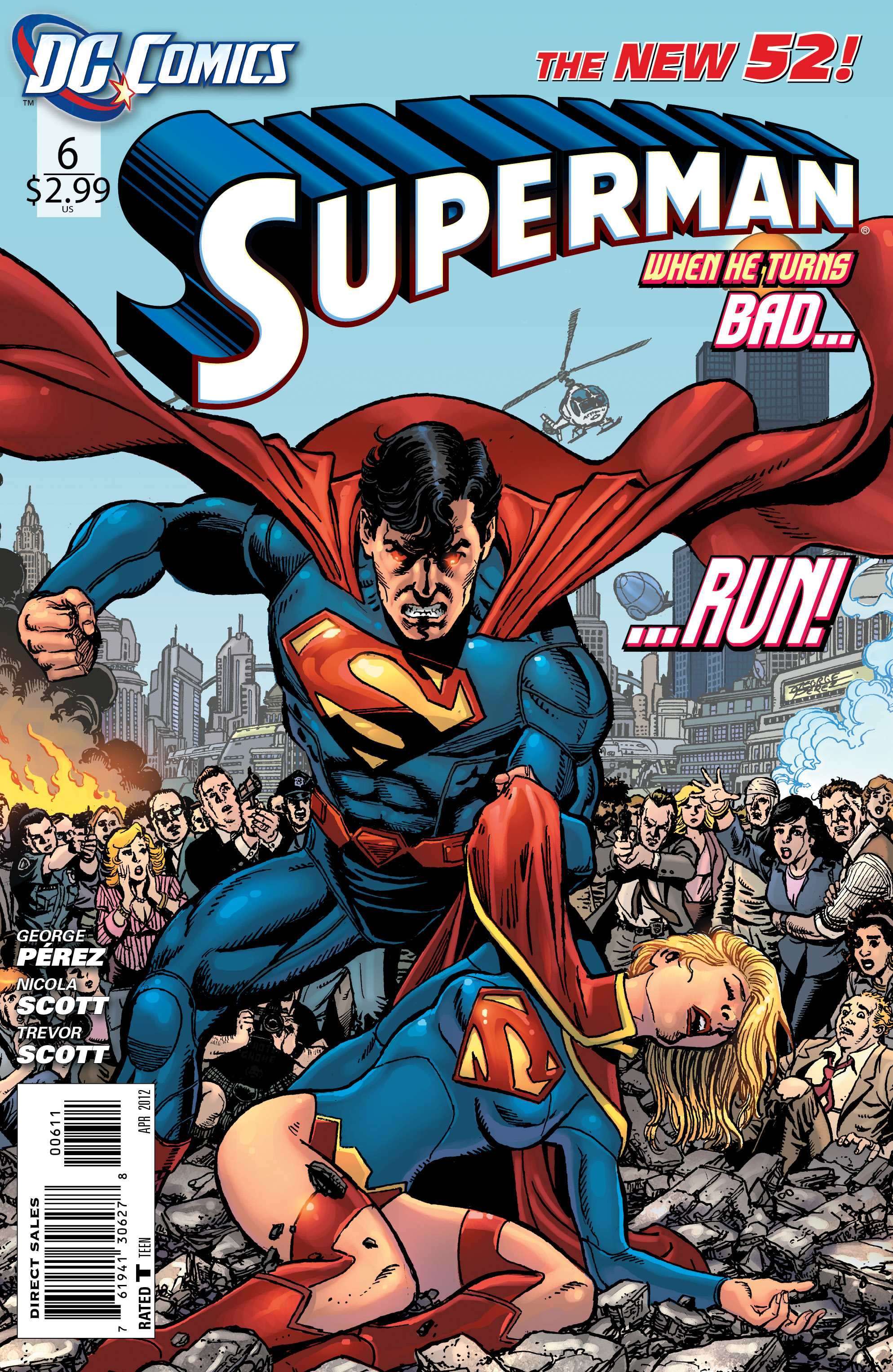 Superman Vol 3 6