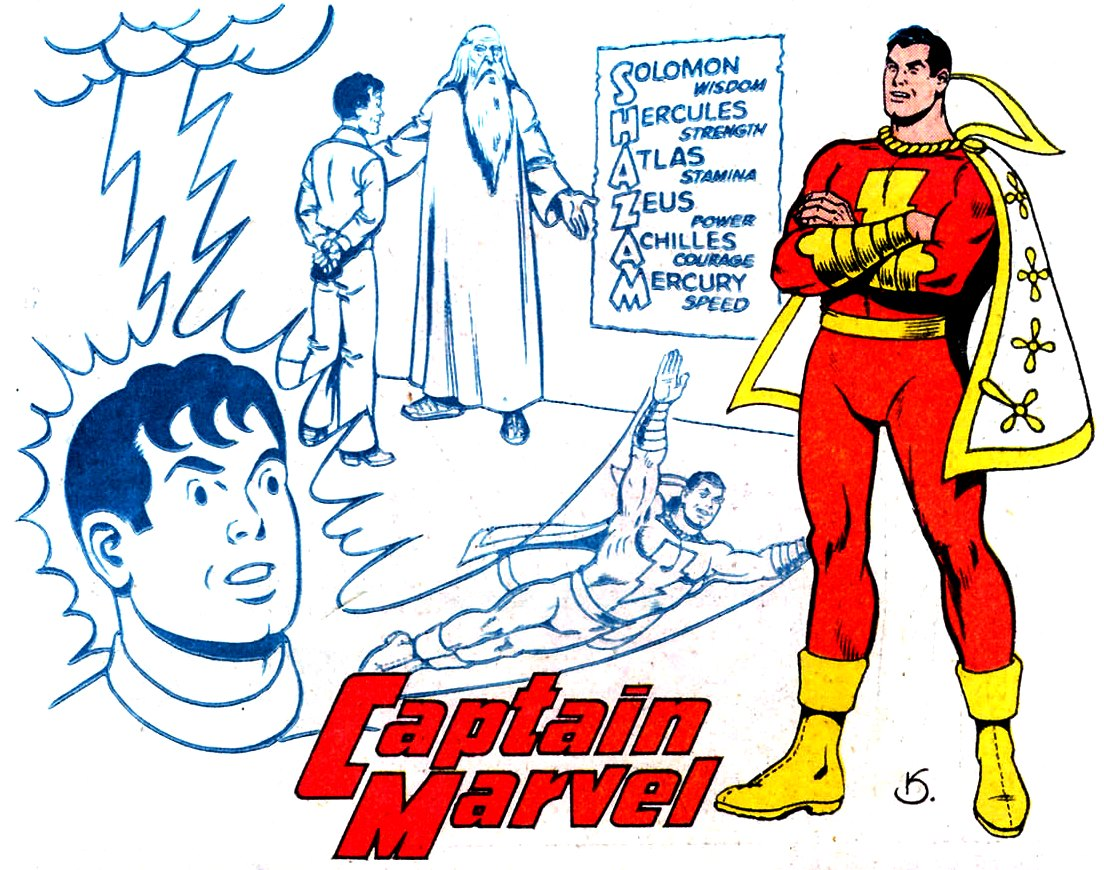 Billy Batson (Terra-S)