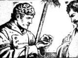 Wilfred de Ivanhoe (Terra-Dois)