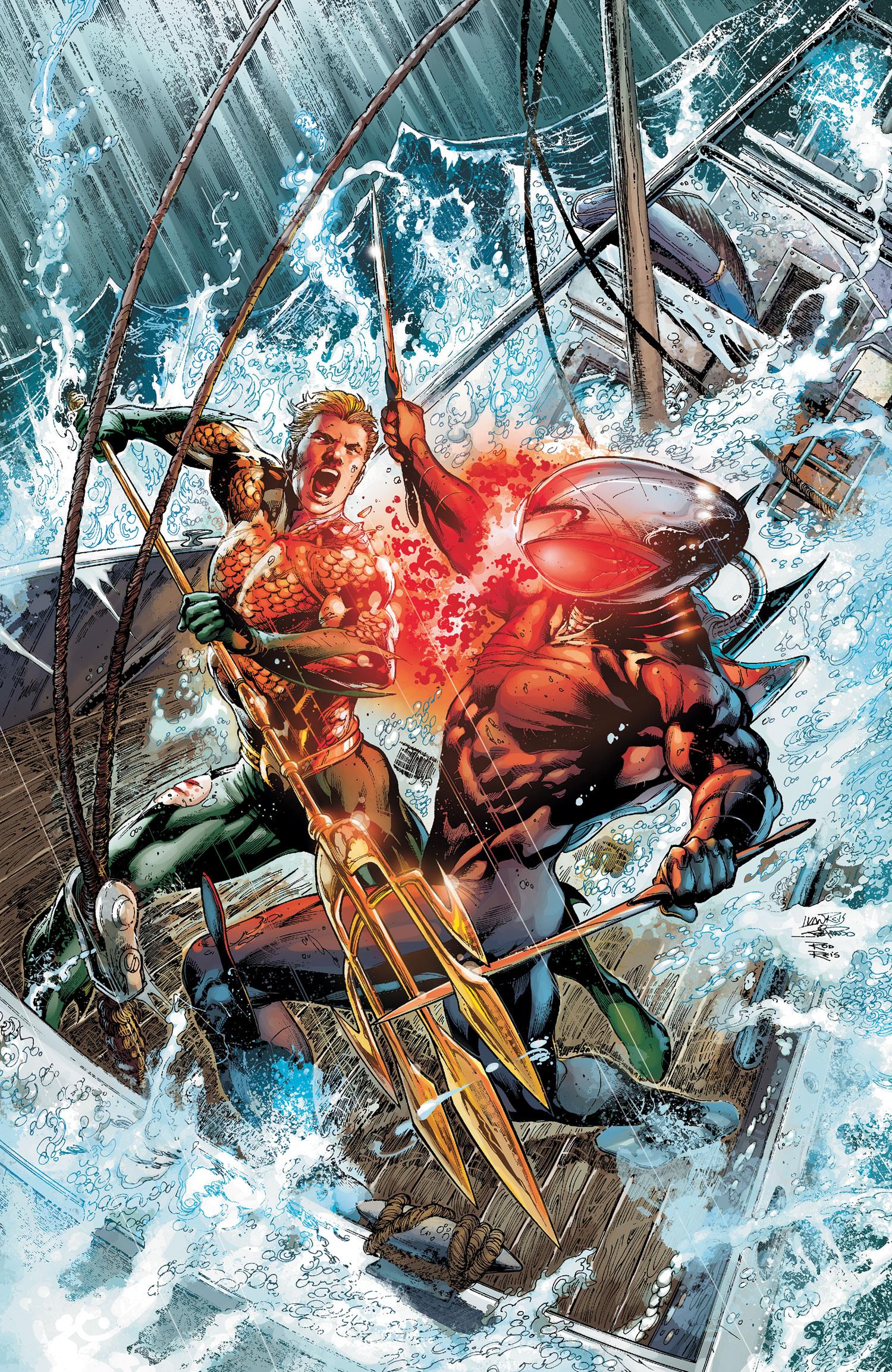Aquaman Vol 7 10