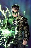 Hal Jordan and the Green Lantern Corps Vol 1 45 Textless Variant