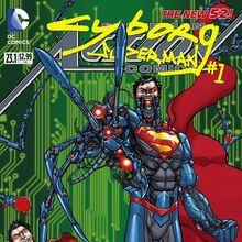 Action Comics Vol 2 23.1 Cyborg Superman.jpg