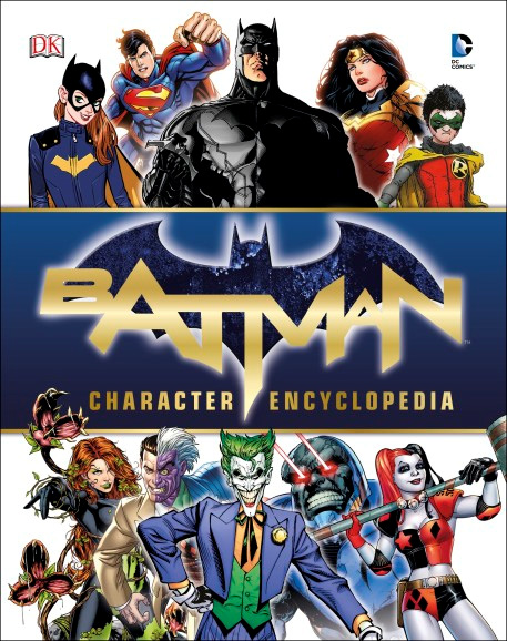 Batman Enciclopédia de Personagem