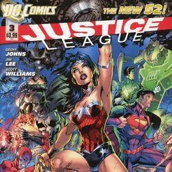 Liga da Justiça Vol 2 3