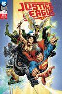 Justice League Vol 4 1