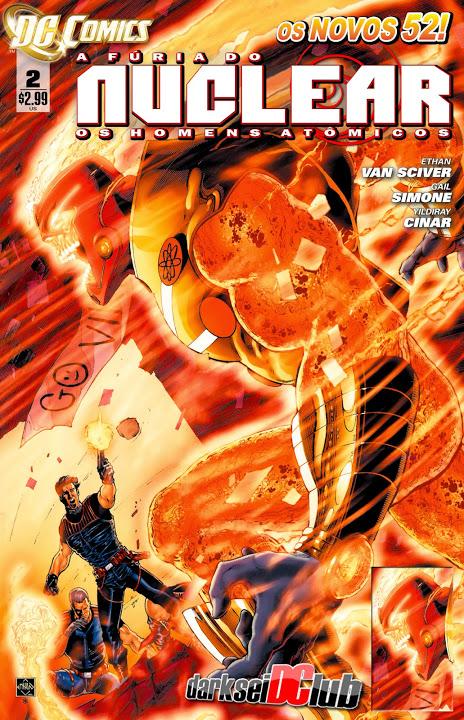 A Fúria do Nuclear: Os Homens Atômicos Vol 1 2