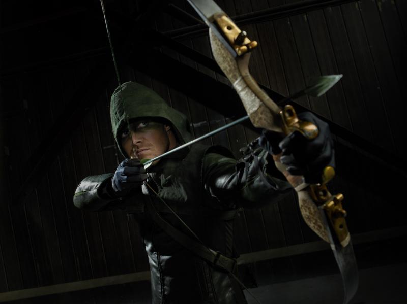 Arrow (Série de TV) Episódio: Piloto