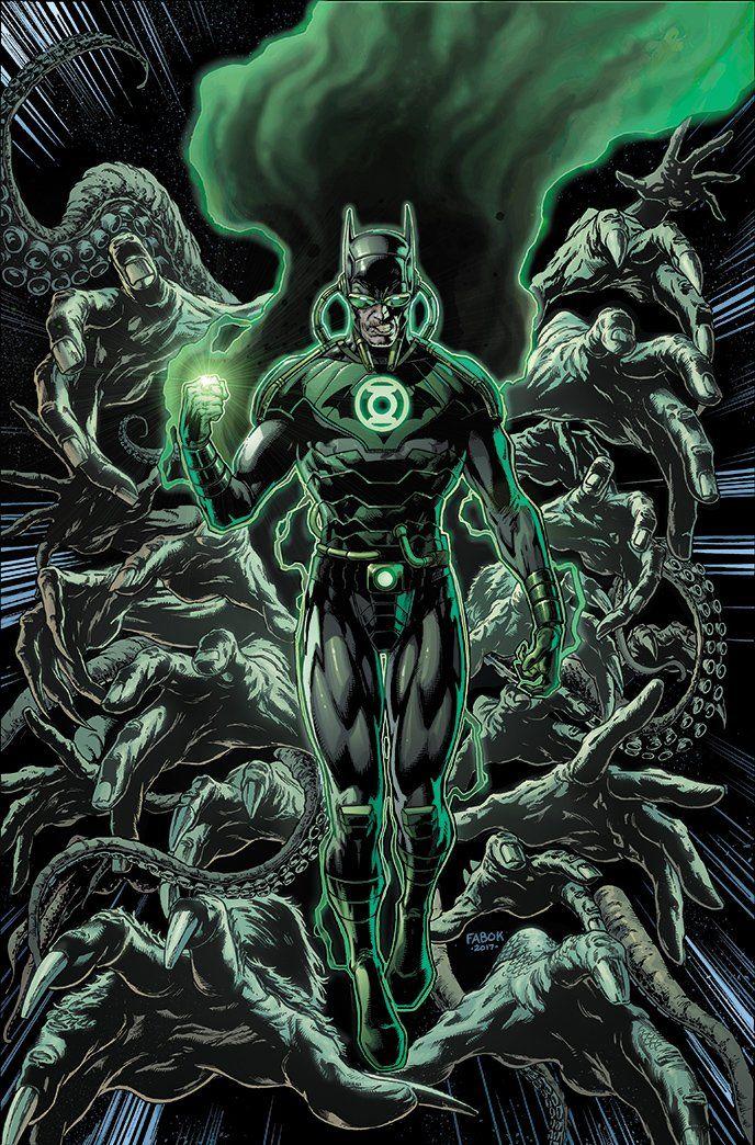 Bruce Wayne (Terra -32)