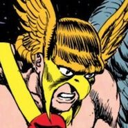 Hawkman - The Shadow War of Hawkman Vol 1 3 1