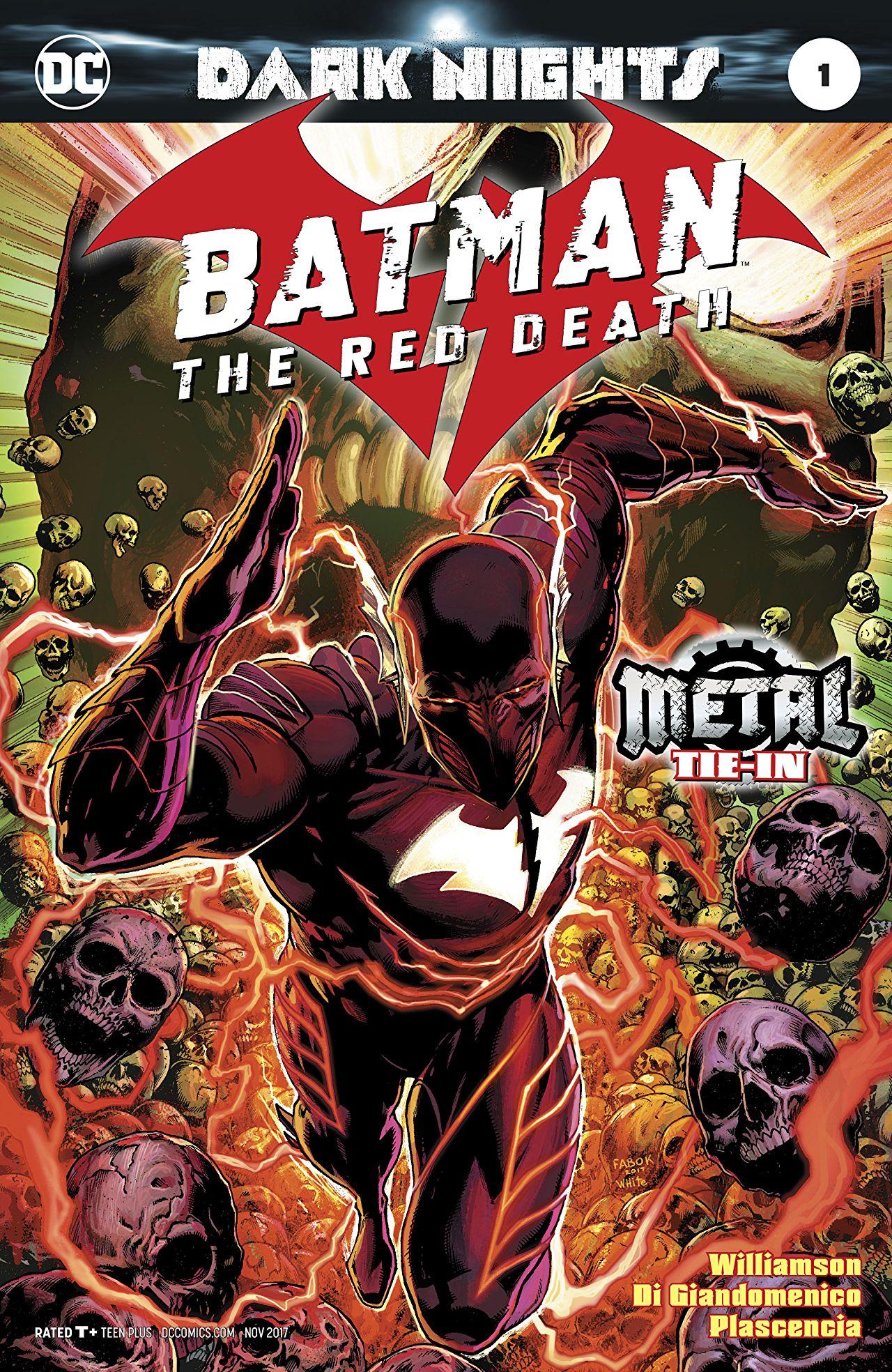 Batman: A Morte Escarlate Vol 1 1