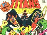 Os Novos Titãs Vol 1 1
