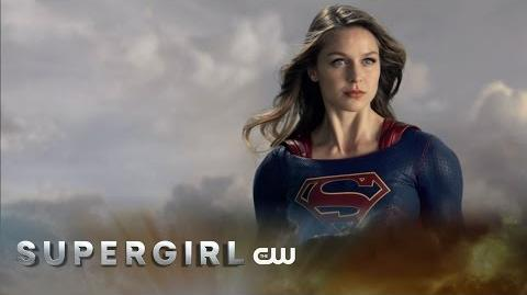 Supergirl Taking Off Trailer The CW