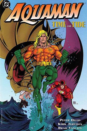 Aquaman: O Tempo e a Maré