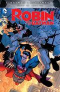 Robin Son of Batman Vol 1 10 BvS Variant Full