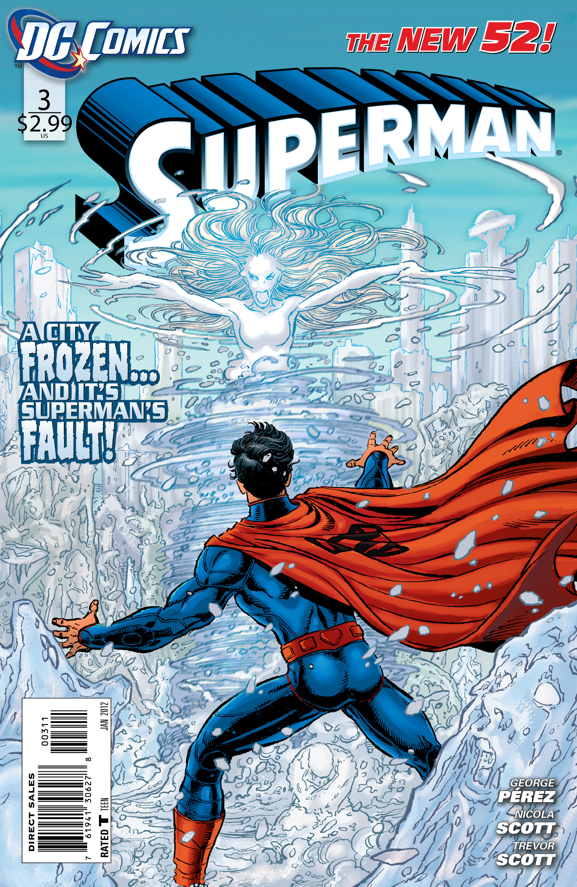 Superman Vol 3 3