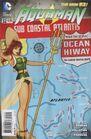 Aquaman Vol 7 32 Bombshell Variant