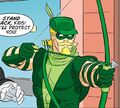Oliver Queen Scooby-Doo Team-Up 001