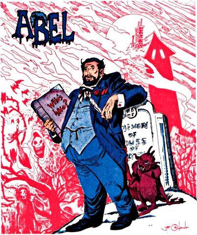 Abel (Nova Terra)