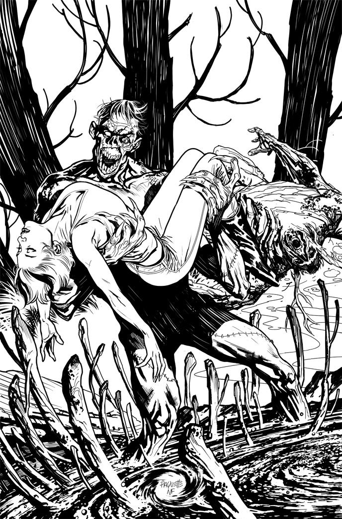 Monstro do Pântano Vol 5 11