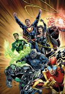 Justice League Vol 2 24 Textless