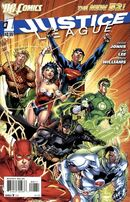 Justice League Vol 2 1B
