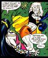 Bizarro Supergirl 001