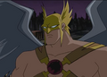 Hawkman The Batman 004