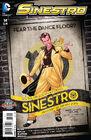 Sinestro Vol 1 14 Bombshell Variant