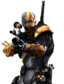 Slade Wilson (Injustice Gods Among Us) 001