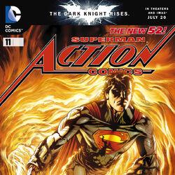 Action Comics Vol 2 11