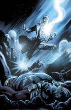 Constantine rouba o poder de Shazam